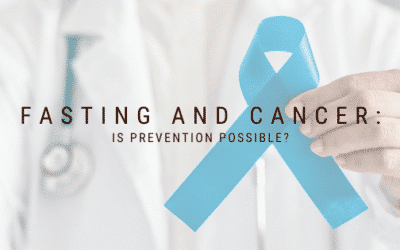 Fasting and Cancer – Is Prevention Possible?