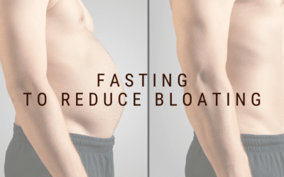 Fasting to Reduce Bloating