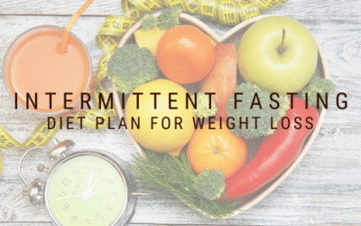 Intermittent Fasting Diet Plan for Weight Loss